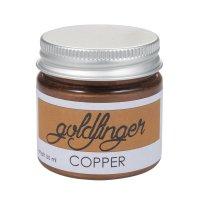 Goldfinger Metallic-Paste, kupfer