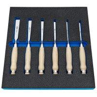 DICTUM工具模块 凿子,6件。