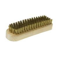 Brass Wire Staining Brush