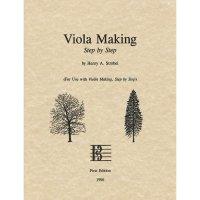 Viola Making Step by Step