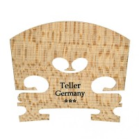 Teller*** Bridge, Unfitted, Violin 3/4, 38 mm
