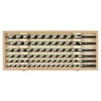 Jeu de mèches de tarière à bois Fisch, 6 pièces, 460 mm