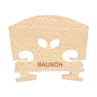 c:dix Bausch Steg, roh, Violin 1/16, 26 mm