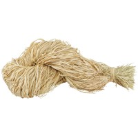 High-Quality Raffia, Untreated, 1 kg