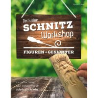 Der kleine Schnitz Workshop - Figuren und Gesichter
