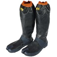 Japanese Rubber Boots, Size 43