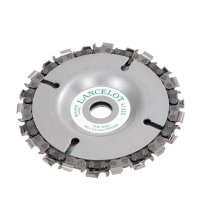 King Arthur's Tools Lancelot Chain Saw Cutter, 22 Tooth