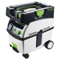 Festool Mobile Dust-extractor CTL MIDI, 15 l Bin Capacity