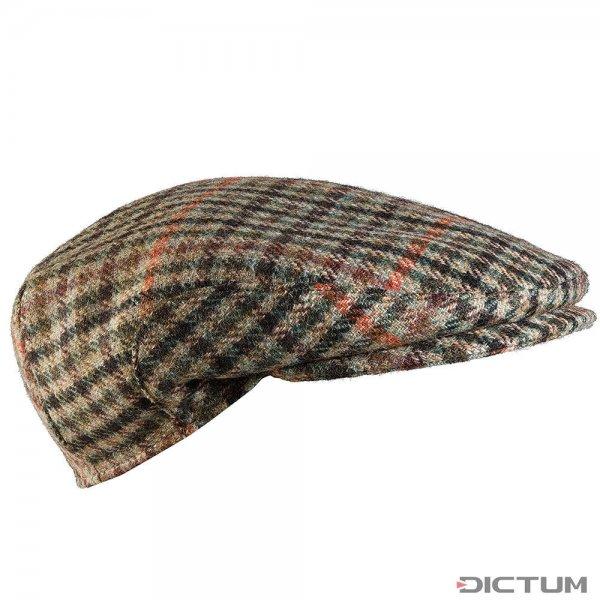 Mütze Tweed, kariert, Größe 56