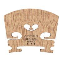 Despiau Bridge No. 9, A-Quality, Unfitted, Treated, Violin 4/4, 42 mm