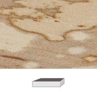 Spalted Birch, 150 x 40 x 40 mm