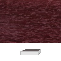 Purpleheart 150 x 38 x 38 mm