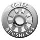 Bezszczotkowy silnik EC