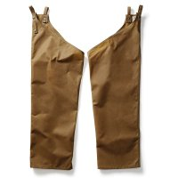 Filson Single Tin Chaps, Dark Tan, regular