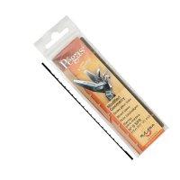 Lames de scie à chantourner Pégas MGT, largeur de lame 1,30 mm, 12 pièces