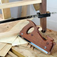 »Kerfing Plane« and Frame Saw with Tom Fidgen