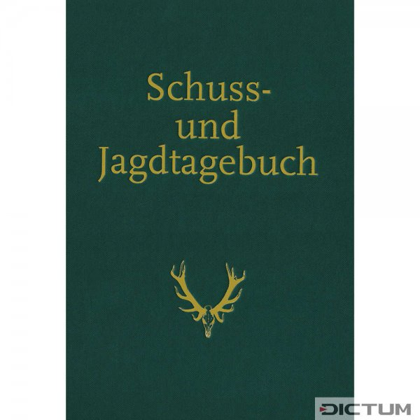 Schuss- und Jagdtagebuch (Shooting and Hunting Diary)