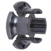 Mâchoires de serrage cylindriques rallongées Axminster Ø 50 mm