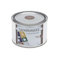 Linseed Oil Paste Siena