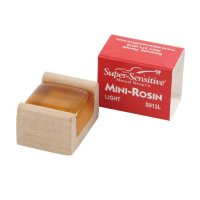 Colophane Mini Rosin Super-Sensitive, clair
