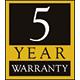Powermatic 5-Jahres-Garantie