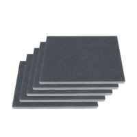 KA.EF. SoftPad, Grit 220, 5-Piece Set
