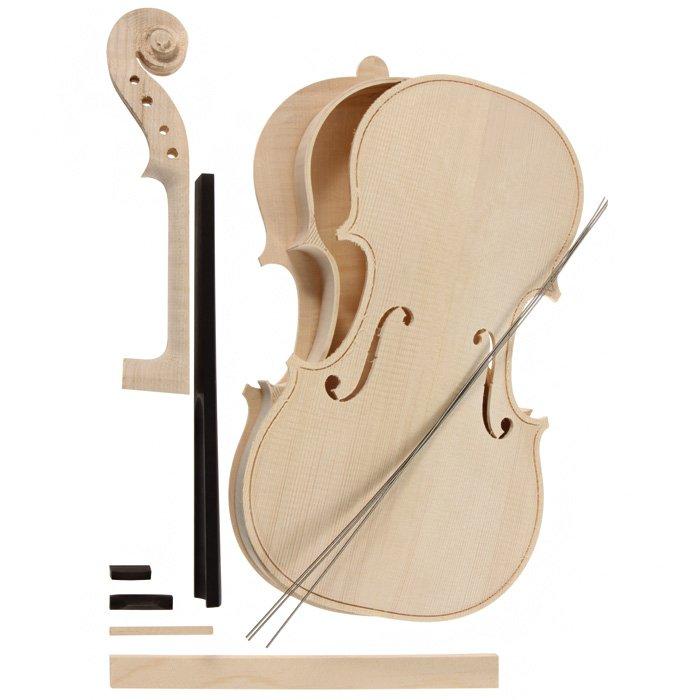 Bausatz Stradivari Mediceo, Violin   Sätze   Dictum