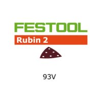 Festool Abrasive Sheets STF V93/6 P180 RU2/50