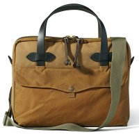 Filson Tablet Briefcase, Tan