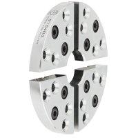 阿克明斯特用于安装木制卡爪的板块,直径100毫米