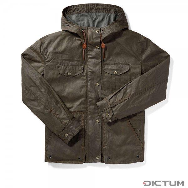 Filson Women's Short Field Jacket, Burnt Olive, L