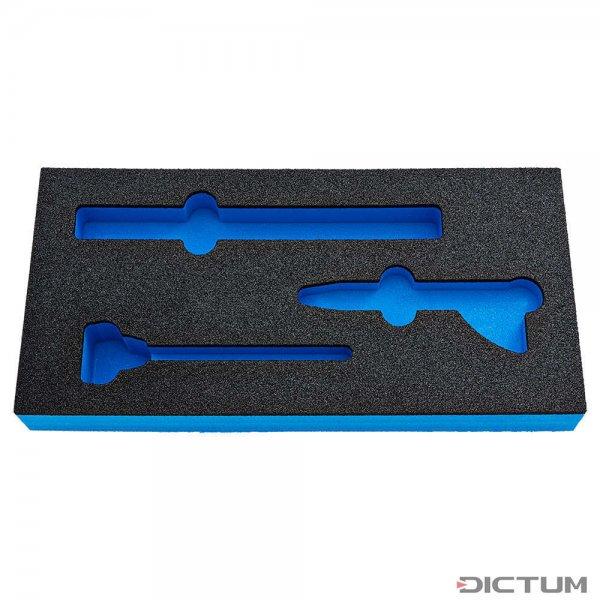 DICTUM Werkzeugmodul Anreißmittel, ohne Bestückung