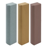 Naniwa Sharpening Stones for Garden Shears, 3-Piece Set