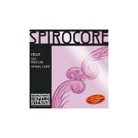 Jeu de cordes Thomastik Spirocore, violoncelle 4/4, C tungstène