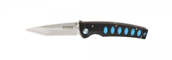 Cuchillo plegable Mcusta, aluminio