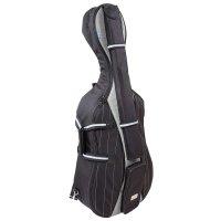 Jakob Winter Tasche, Cello 4/4, schwarz/grau