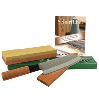 Starter Set, Japanese Knife, Combination Stone