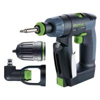 Festool Cordless Drill CXS Li 2,6-Set