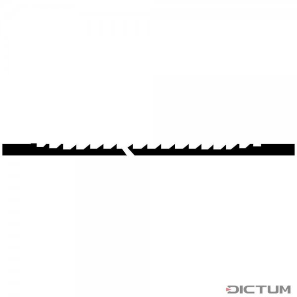 Pégas Laubsägeblatt Super-Skip, Blattbreite 0,76 mm, 12 Stück