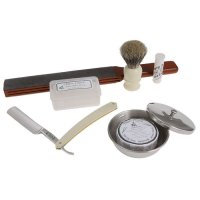 Wetshaving with a Straight Razor - Afternoon Course