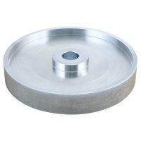 Mola disco a smeriglio CBN OptiGrind, Ø 250 x 40 mm, superfine