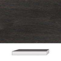 Ebenholz, 300 x 38 x 38 mm