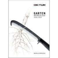 Garden Tool Catalogue 2018/2019 (German version)