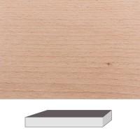 Hêtre commun étuvé, 300 x 60 x 60 mm