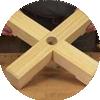 Tipps & Mini-Projekt Christbaumständer bei DICTUM
