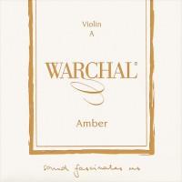 Warchal Amber Saiten, Violin 4/4, Satz, E Kugel