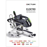 Power Tool Catalogue 2017/2018 (German version)