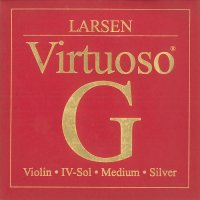 Larsen Virtuoso Saiten, Violin 4/4, Satz, E Kugel