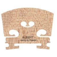 Ponticello Aubert Etude n. 5, grezzo, trattato con indurente, viola, 48 mm