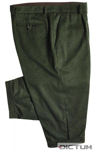 Chrysalis Herren Kniebundhose, Loden, grün, Größe 48